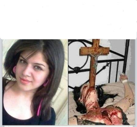 دختر قتل حلب