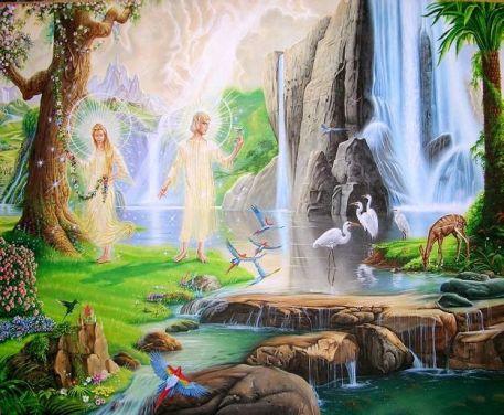 """Voici - Voici à quoi ressemblerait le """"Monde à venir"""" après le Retour de Jésus 65937784"""