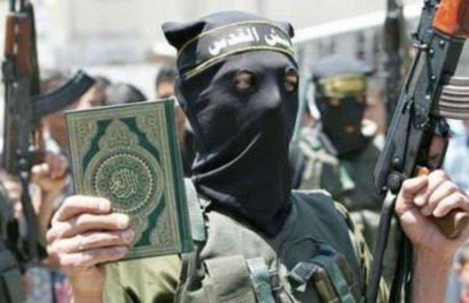 Dzsihádista-Daesh