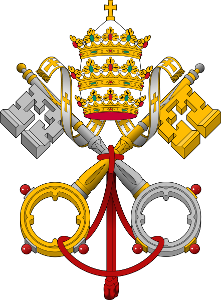 emblem_of_the_holy_see, SVG (I)